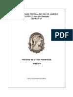 Relatório Pratica 03 - Sintese Da P-nitro Anilina