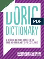 Doric Dictionary