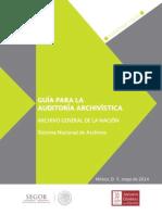 Guia Para Auditoria Archivistica