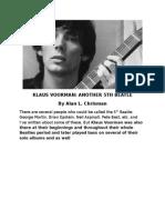 Klaus Voorman
