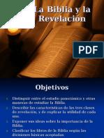 01 La Biblia y la Revelación.ppt