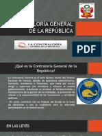 Contraloria General de La Republica Exposicion