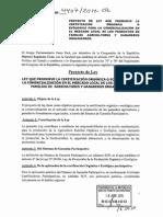 SGP - PL 04407 Promueve La Certificacion Organica