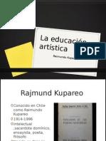 La Educación Artística
