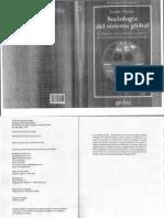08-Sklair, Leslie_La Clasificación Del Sistema Global