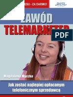Zawód — telemarketer