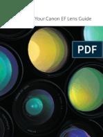 Guía de lentes Canon