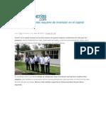 28-04-2015 Poblanerías.com - Buena Calidad de Vida Requiere de Inversión en El Capital Humano, RMV