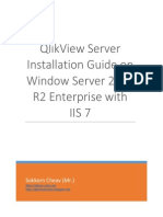 QlikView Server Installation Guide
