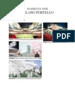 Progetto nuovo stadio Milan - Rassegna Web