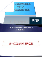 E-commerce and Ebusiness