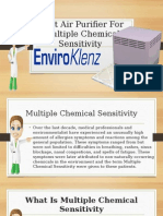 Best Air Purifier for Multiple Chemical Sensitivity
