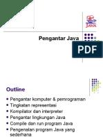 Pengantar Java
