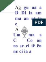 Agua Diamante -Joel Ducatillon