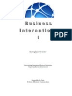business communications final paper (roman numerals)