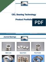 tilting pad bearing