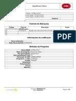 ET - Fluxo de Caixa - FC00 FCIV