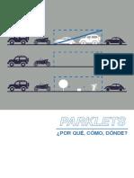 Parklets, ¿por qué, cómo, dónde?