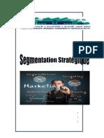 Segmentation stratégique