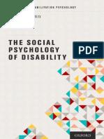 (Academy of Rehabilitation Psychology) Dana Dunn-The Social Psychology of Disability-Oxford University Press (2014)