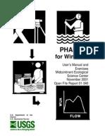 Phabsim Manual