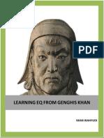 Belajar Dari Geng is Khan