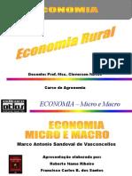 Transparências - ECONOMIA RURAL - Macro - Parte II