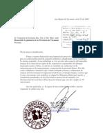 PROPUESTA PROYECTO LEY PARA PROTECCION DE LOS ANIMALES EN TUCUMAN