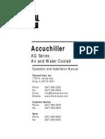 Chiller Aq Serie
