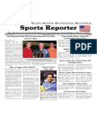 April 29 - May 5, 2015 SportsReporter
