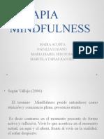 Presentacion Terapia Mindfulness
