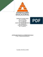 ATPS - 5_S_ie _ Materiais Eletroeletr_icos.doc