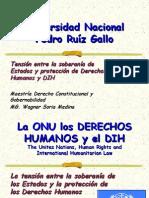 La ONU -DDHH