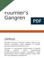 Fournier's Gangren