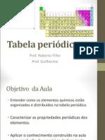 08 - Tabela periódica