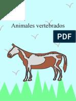 Maquetacion e Ilustracion de Libro Didactico. Animales Vertebrados