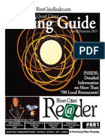 River Cities' Reader - Issue 881 - April 30, 2015