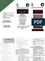Tríptico 2015 Doctorado Gestión Ambiental Para El Desarrollo SIN FECHAS