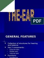 Histologi - The Ear