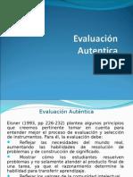 EJEMPLOS DE EVALUACIÓN AUTENTICA.ppt