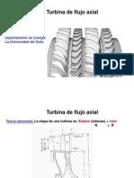TEma Nº 4 Turbinas de Flujo Axial