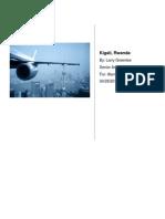 pre-travel safety brief - rwanda 2