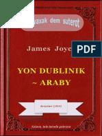 Araby (Dubliners), ke James Joyce