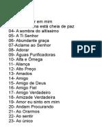 canticos evangelicos.docx
