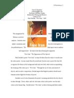Rhetorical Analysis for Snite