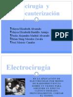 Electrocauterizacion