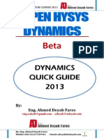 Dynamics Quick Guide Beta
