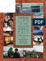 Everyday Life in the Muslim Middle East, Third Edition (excerpt)