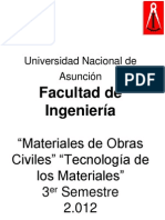 materiales de obras civiles