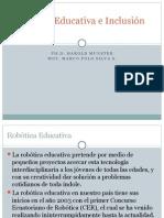 Robótica Educativa e Inclusión Social